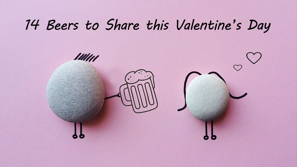 14 Beers to Share this Valentine's Day