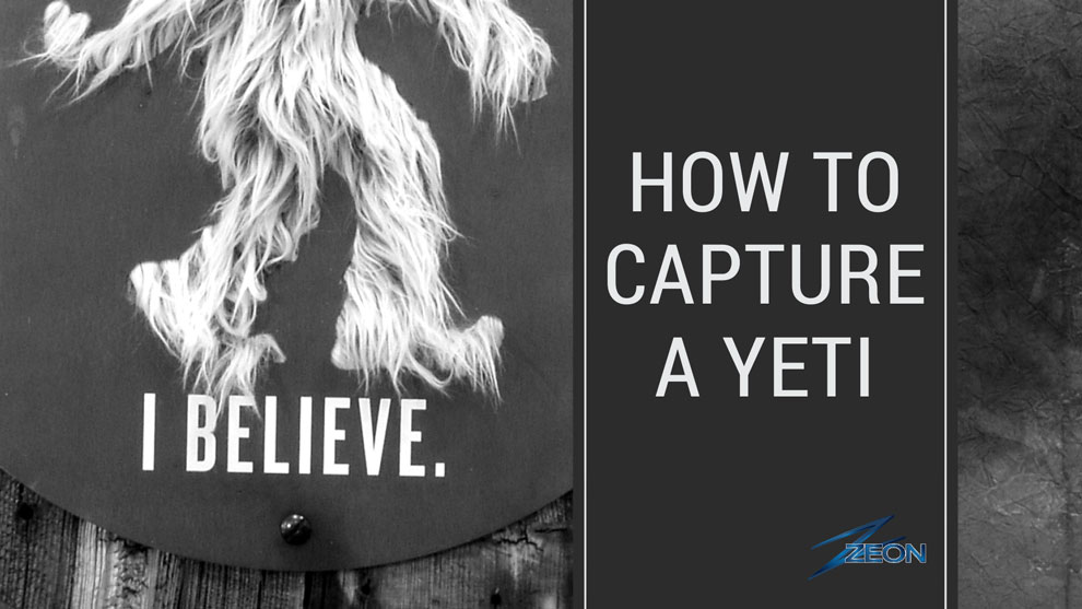 How to Capture a Yeti