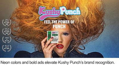kushy punch ad