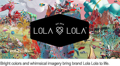 lola lola branding