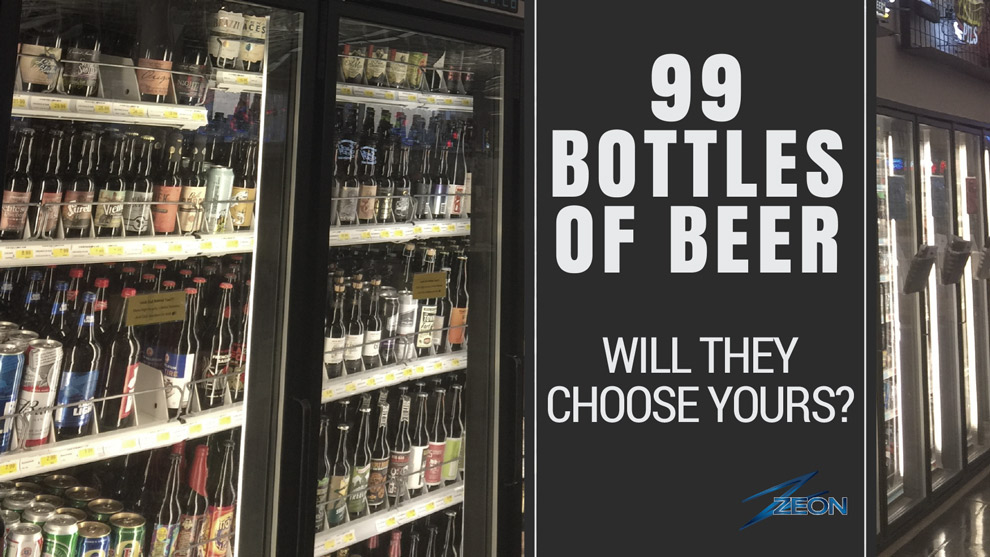 99 Bottles Of Beer Will They Choose Yours