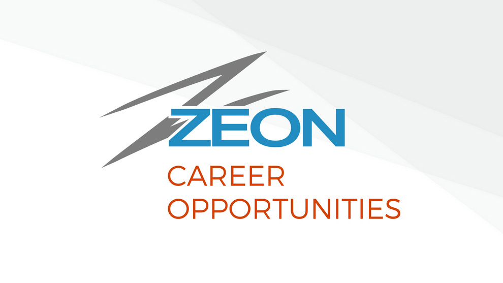 Zeon Career opportunities, Zeon designs and produces custom signs for businesses, LED signs, Neon Signs, Illuminated and Non-Illuminated signs